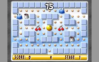 תמונה מתוך המשחק SplatMan